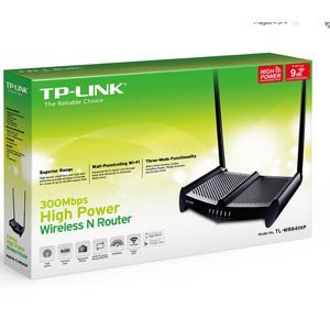 TP-LINK Router TL-WR841HP Rompemuros