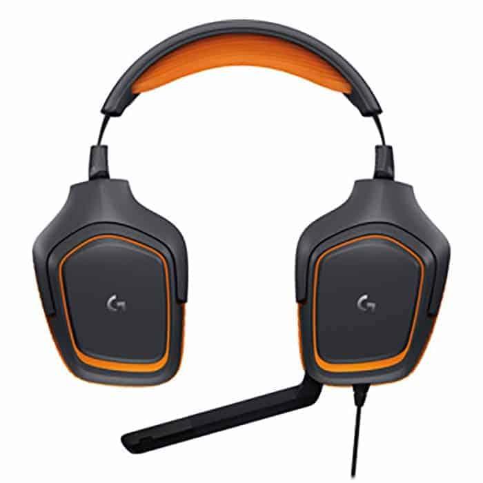 logitech g231 prodigy auriculares de Diadema