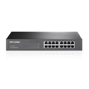switch tplink-tl-sg1016d 16 puertos para rack